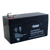 1.2AMP BATTERY FOR ALARMS