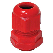 Wiska 10100614 GLP20+ ESKV 20 IP68 Red Pk=10