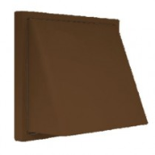 Manrose 1240L Cowl 100mm 4inch Brown