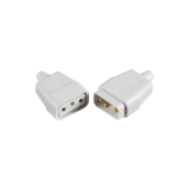 Knightsbridge 2121W Cable Connector 3 Pin 10A