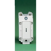 Crabtree 4451 Grid Switch 1 Way & Key 20 Amp