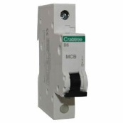 Crabtree 61/B10 MCB Single Pole Type B 10 Amp 6kA