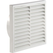 "6"" FIXED GRILLE 1190W  WHITE"