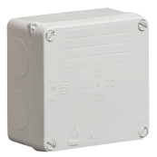 Wiska 815LH Box WIB1 Grey IP65 WEATHERPROOF