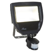 Ansell ACALED20/PIR Floodlight & PIR 20W 4000K