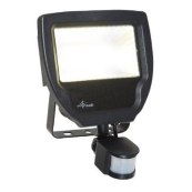 Ansell ACALED30/WW/PIR Floodlight & PIR 30W 3000K