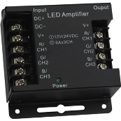 Ansell ACLED/AMP LED Strip Amplifier RGB