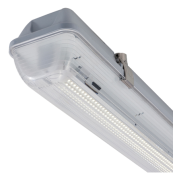 Ansell ADP4 Lumin for LED Tube 1200mm Supplied Lampless