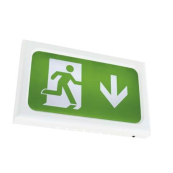 Ansell AENLED/3M/W Exit Sign LED 2.6 Watts