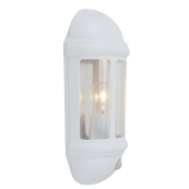 Ansell ALHL/PC/WH Half Lantern E27 42W Photocell supplied lampless white