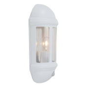 Ansell ALHL/PIR/WH Half Ltrn E27 42W supplied lampless white