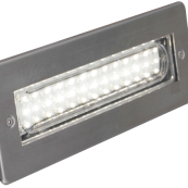 Ansell ALIBLED/WHI LED Bricklight  2 Watts White