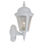 Ansell ALWL/PIR/WH Lantern E27 42 Watts Supplied Lampless White