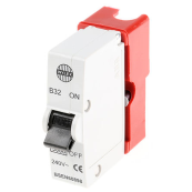 Wylex B32 Plug in MCB Red 32A