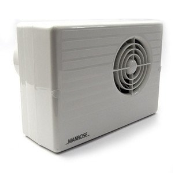 Manrose CF200T Fan Timer 100mm 4 inch