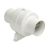 Manrose CFD200T Fan Inline Centrifugal 100mm