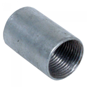 Conduit Solid Coupler 25mm Galvanised