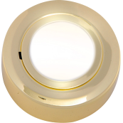 Knightsbridge CRF02B Cabinet Light GX5.3 20 Watts 60mm Cutout