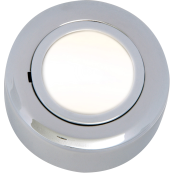 Knightsbridge CRF02C Cabinet Light GX5.3 20 Watts 60mm Cutout