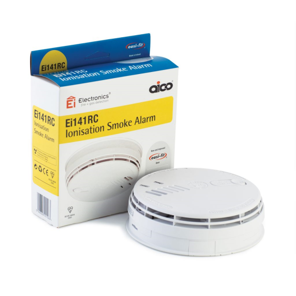 ei141 aico ei141rc smoke alarm ionisation fire alarm available today at lectri call ltd. Black Bedroom Furniture Sets. Home Design Ideas