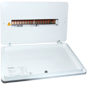Schneider EZ9E16MCU Consumer Unit 16 Way Amendment 3