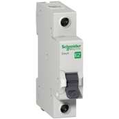 Schneider EZ9F16125 Easy 9 MCB Single Pole B 25A 6kA