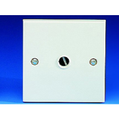 GET GFOPLATE 20A FRONT ENTRY FLEX OUTLET PLATE