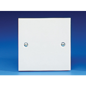 GET SCHNEIDER EXCLUSIVE GSFOPLATE 25A SIDE ENTRY FLEX OUTLET PLATE