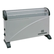 CED 2kW Convector Heater w/ Stat Floor & Wall mount