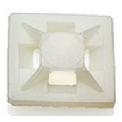 PARTEX HFC1/4 NATURAL CABLE TIE BASE