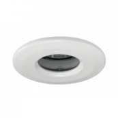 JCC JC94110WH Mains Recessed Showerlight 50W Whi