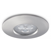 JCC JC99703BN Mains Showerlight 3000K