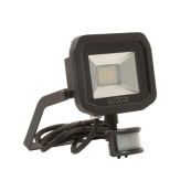 BG LFSP18B150 Slim Guardian LED Floodlight & PIR 22W 1800lm