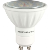 CROMPTON LGU103WWSMD GU10 3WATT LED LAMP 225 LUM Warm White