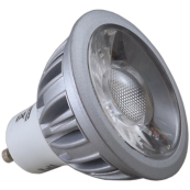 CROMPTON LGU105WWCOB GU10 5 WATT WARM WHITE LED COB