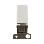 Click MD002CH Switch 2Way Module 10A Chrome
