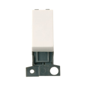 Click MD002PW Switch 2Way Module 10A White