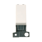Click MD004PW Switch 2Way Retractive Module 10A White