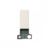 Click MD008PW Blank Module White