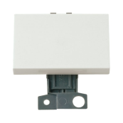 Click MD009WH Switch 2Way Module 10A White