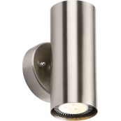 K/Bridge NH0183BD Wall Light 2x35W S/S
