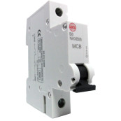 WYLEX NHXB06 SINGLE POLE MCB 6A 6kA TYPE B