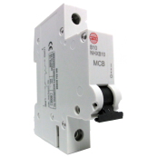 WYLEX NHXB10 SINGLE POLE MCB 10A 6kA TYPE B