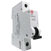 WYLEX NHXB32 SINGLE POLE MCB 32A 6kA TYPE B