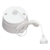 Click PRC009 Ceiling Switch 10A White