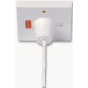 Click PRW211 Ceiling Switch 50A White