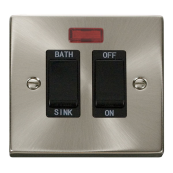 Click Deco VPSC024BK Switch DP Sink 20A SC