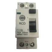 WYLEX 100AMP 100mA TIME DELAY RCD